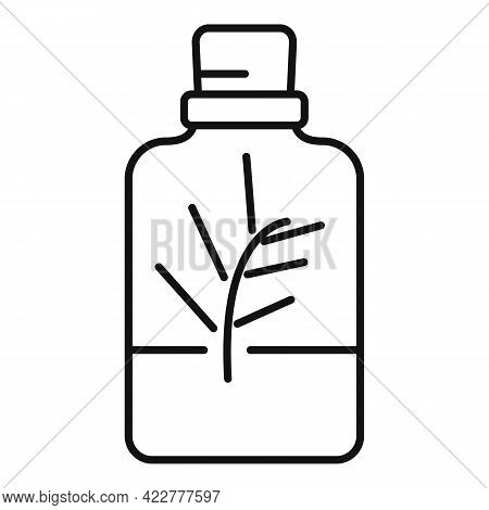 Essential Oils Perfume Icon. Outline Essential Oils Perfume Vector Icon For Web Design Isolated On W