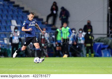Reggio Emilia, Italy. 19th May 2021.rafael Toloi Of Atalanta  During The Timvision Italian Cup Final