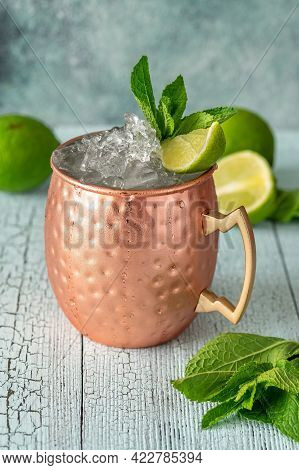Mug Of Moscow Mule