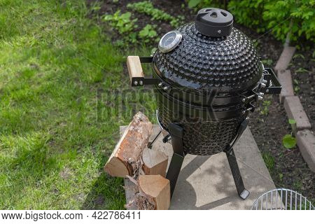 Roaster, Grill Oven, Tandoor In The Yard, Ready To Use