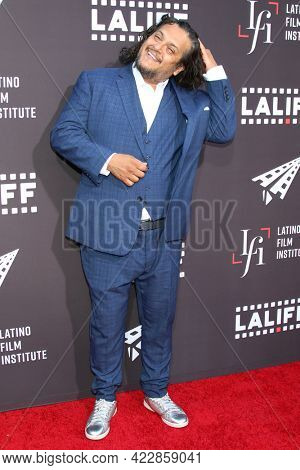 LOS ANGELES - JUN 2:  Felipe Esparaza at the 7th and Union Premiere -  Los Angeles Latino International Film Festival at the TCL Chinese Theater IMAX on June 2, 2021 in Los Angeles, CA