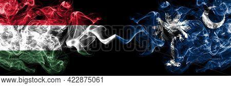 Hungary, Hungarian Vs United States Of America, America, Us, Usa, American, South Carolina Smoky Fla