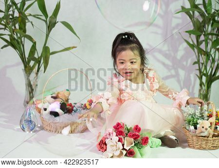 Accessorise, Adorable, Attractive, Background, Beautiful, Birthday, Blowing, Bubbles, Celebration, C