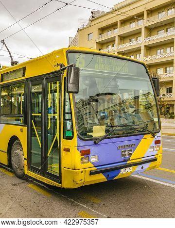 Public Transport, Athens, Greece