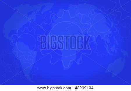 world cooperation background