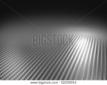 fine image of classic carbon background