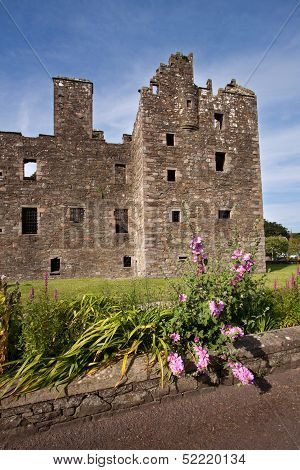 MacLellan's Castle, Kirkcudbright, Scotland