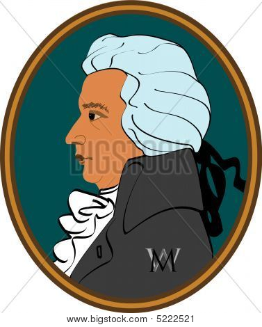 Mozart Portrait