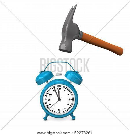 Hammer Blue Alarmer