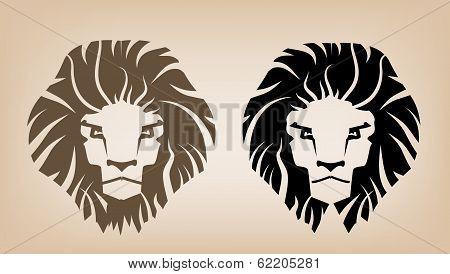 Lion Head Icons