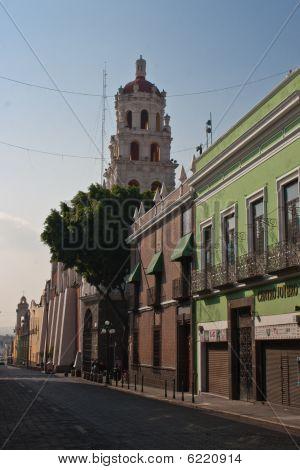Puebla Old Town Mansion