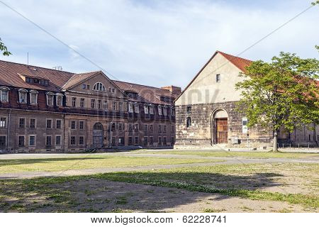 Petersberg Citadel In Erfurt Is One Of The Biggest Still Existing Citadels In Europe