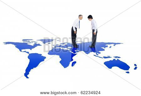 Global Business: Asian Business Greeting