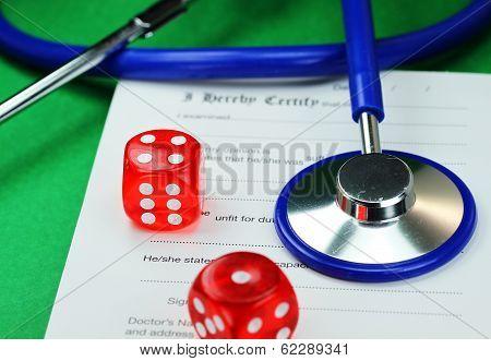 Health Gamble