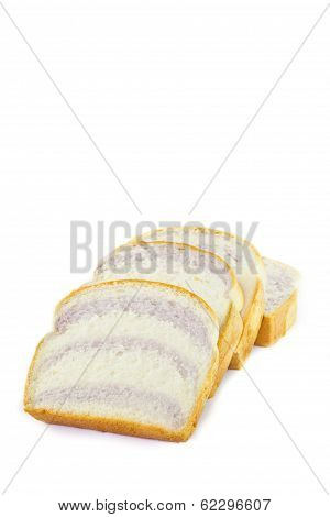 Wheat Bread Isolated