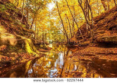 Skillet Creek, Wisconsin