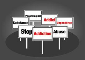 Addiction signs