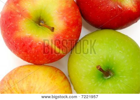 Background Of Apples
