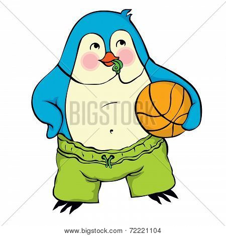 Penguin Basketball