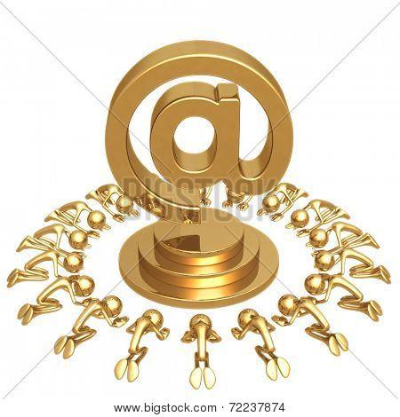 Email Worship