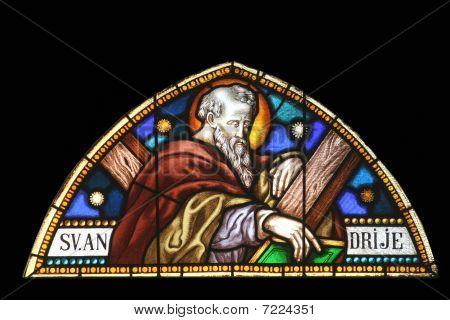 Saint Andrew apostle