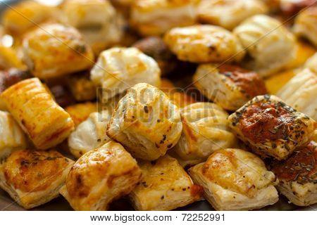 Savoury Pastries Mini Selection