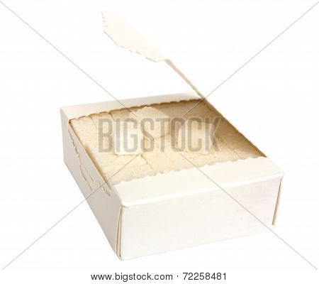 Box With Refined Sugar