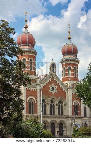Great Synagogue, Plzen