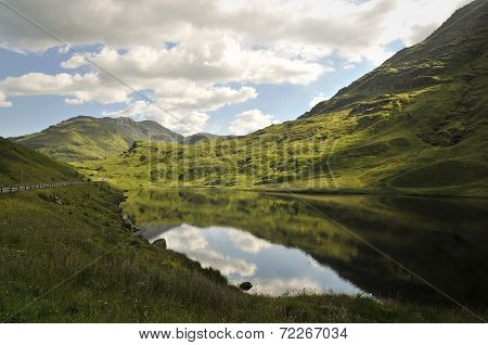 Loch Restil Highland Scotland