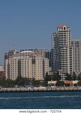 San Diego Skyline 3