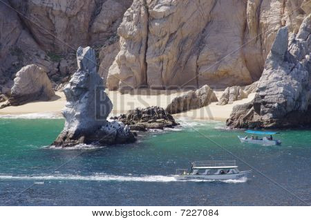 Lands End Cabo San Lucas rock formations