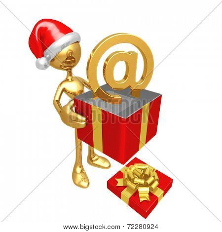 E-Commerce Christmas Gift