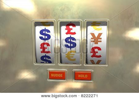 Gambling on the money markets/stock exchange