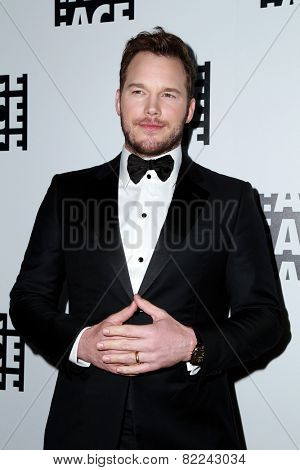 LOS ANGELES - JAN 30:  Chris Pratt at the 65th Annual ACE Eddie Awards at a Beverly Hilton Hotel on January 30, 2015 in Beverly Hills, CA