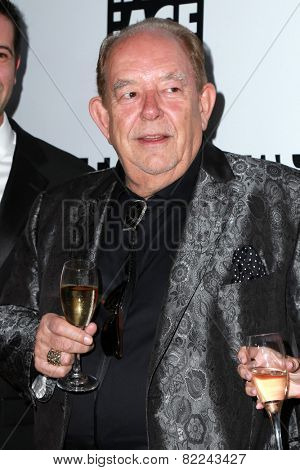 LOS ANGELES - JAN 30:  Robin Leach at the 65th Annual ACE Eddie Awards at a Beverly Hilton Hotel on January 30, 2015 in Beverly Hills, CA