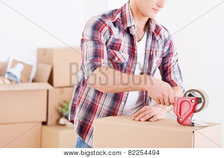 Preparing To Moving.