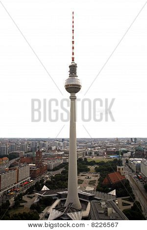 Tv Tower, Berlin.