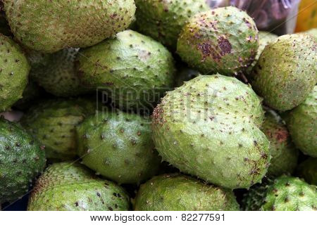 Soursop fruit