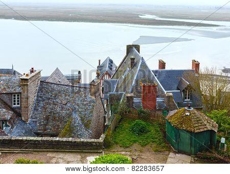Mont Saint-michel (France)