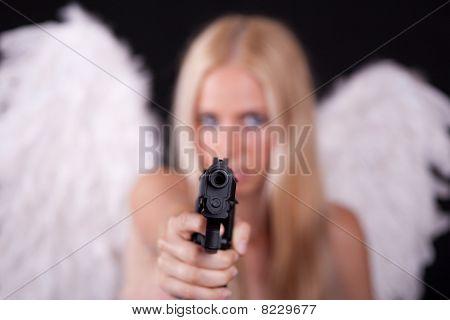 Angel And Gun