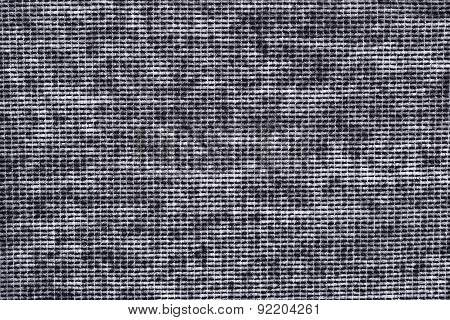 Gray Nonwoven Fabric Background