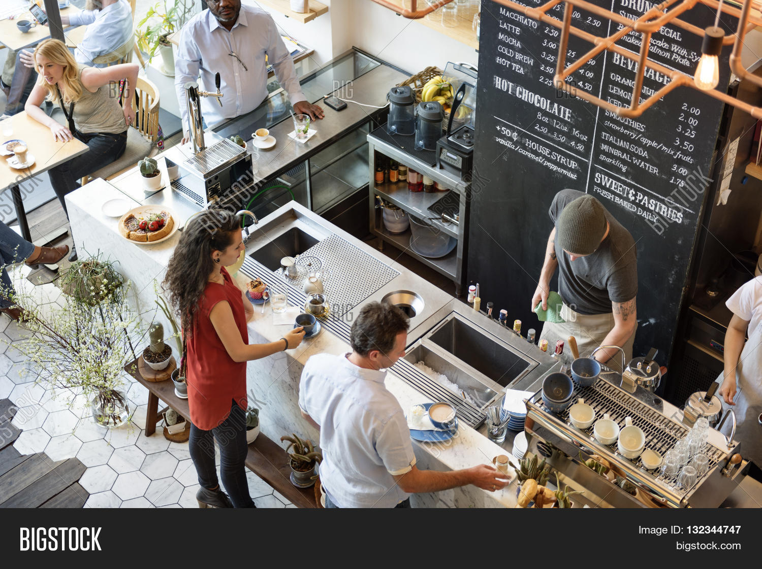 customer satisfaction strategy in coffee shop Starbucks a strategic analysis employee satisfaction starbucks leverages its customer loyalty, premium quality coffee and the.