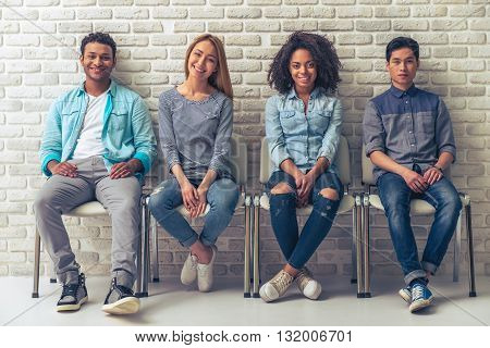 Young International Students