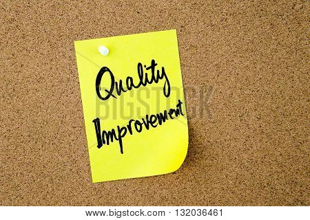 Business Acronym Qi As Quality Improvement