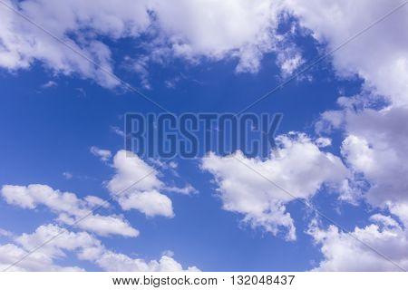 Beauty sky background , nature beauty object