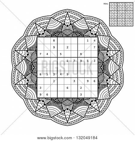 Sudoku Or Number Place