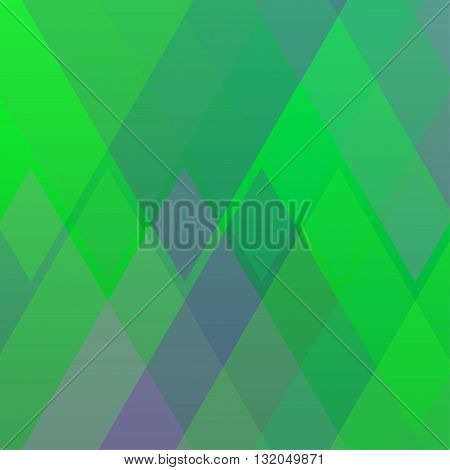 illustration of abstract triangle background different color