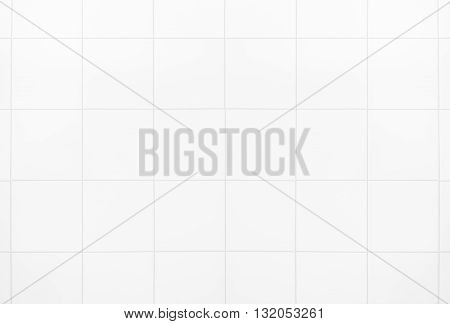 White Tiles marble wall background / tiles wall texture