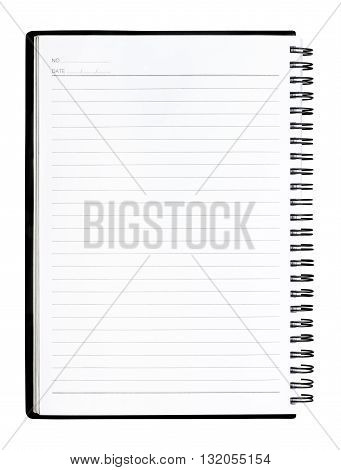 White Note Paper textures background Paper sheet background .