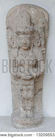 The Statue of Goddess Parvati 14th century